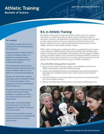 Athletic Training art college sydney
