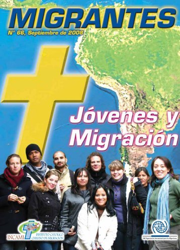 Revista Migrantes - INCAMI