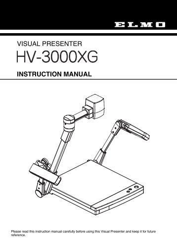 product instruction manual