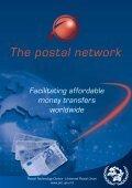 UNION POSTALE - UPU - Universal Postal Union - Page 2