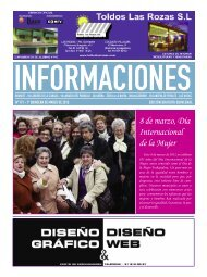 8 de marzo, Día Internacional de la Mujer - Periódico Informaciones