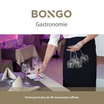 Gastronomie - Weekendesk-mail.com