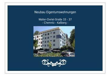 Neubau Eigentumswohnungen - cegewo