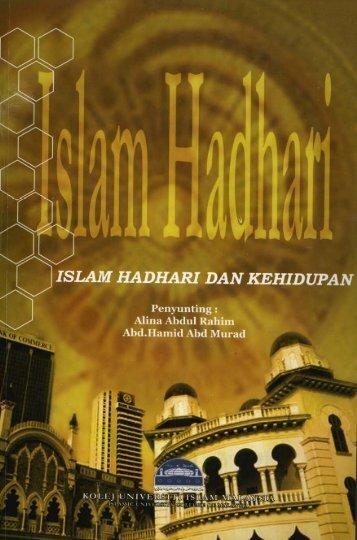 Islam Hadhari Dan Kehidupan.pdf - USIM