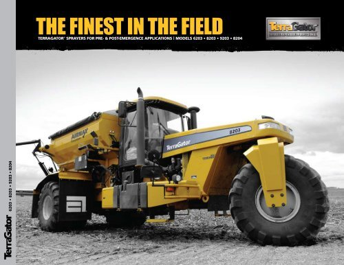 THE FINEST IN THE FIELD - Kelly Tractor
