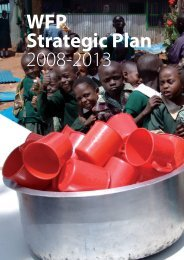 WFP Strategic Plan 2008-2013 - WFP Remote Access Secure ...