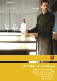 HOTELARIA E ALIMENTAÇÃO