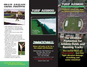 Turf Armor - Professional Turf Products LLC