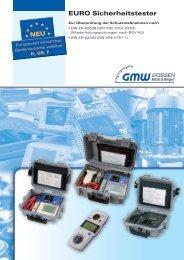 Katalog Euro Sicherheitstester