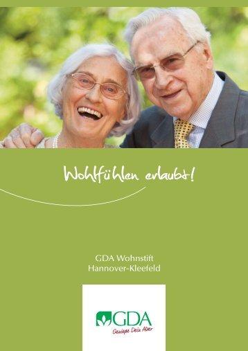 Aktiv und Gesund im Alter - GDA Gemeinschaft Deutsche Altenhilfe ...