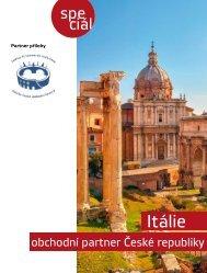 Itálie – obchodní partner České republiky