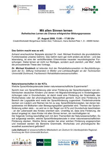 Abstracts der Referate (pdf)