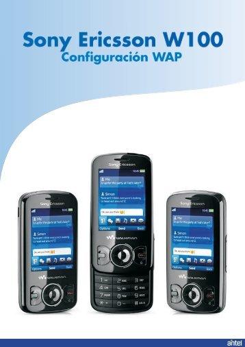 Configuración WAP (.pdf 3.78Mb) - Antel