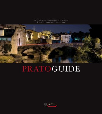 Prato Guide - CCIAA di Prato - Camera di Commercio
