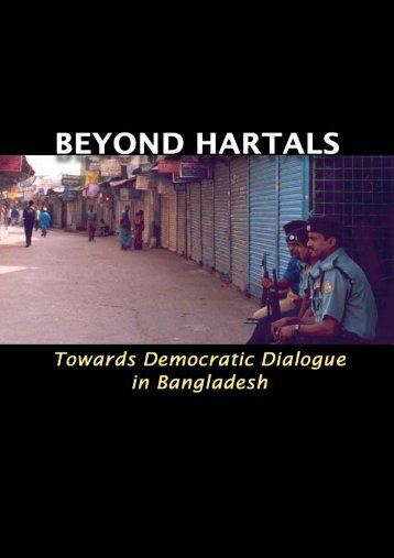 Beyond Hartals - United Nations in Bangladesh