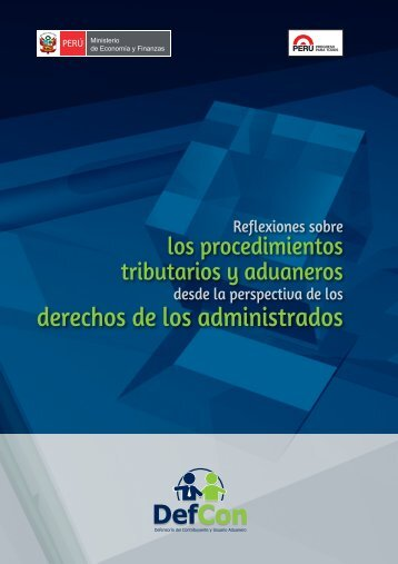 derechos de los administrados - Revista Actualidad Empresarial