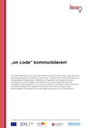 "Download ""on code"" kommunizieren - in der Amazone"