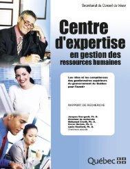 Rôles (les) et les compétences des gestionnaires supérieurs du ...