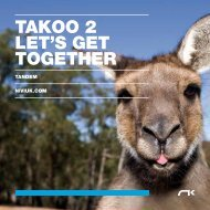 TAKOO 2 LETLS GET TOGETHER - Niviuk