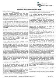 Download der Allgemeinen Geschäftsbedingungen als PDF