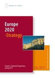 Europe 2020 -Strategy - European Commission - Europa