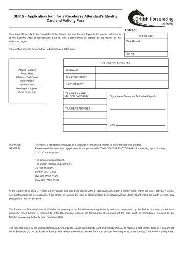Adult Photo Identity Card Application Form - Tax Saver Commuter ...