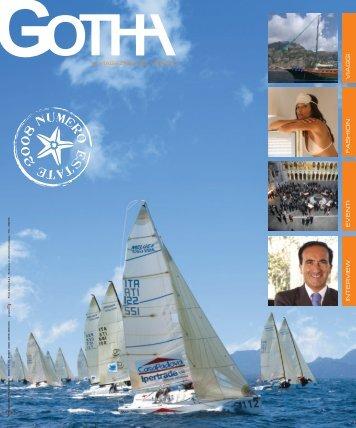 Premio Campiello 2008 - Gotha Magazine