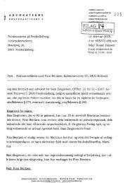 politianmeldelse dateret 10. februar 2005 - Nyimpuls.dk