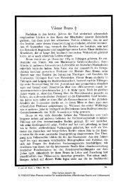 Viktor Bruns - Zeitschrift für ausländisches öffentliches Recht und ...