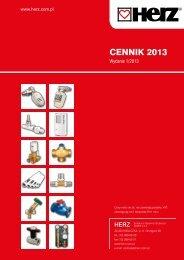 CENNIK 2013 - Herz