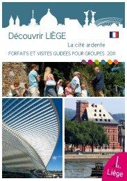 Brochure 2011 - Office du Tourisme