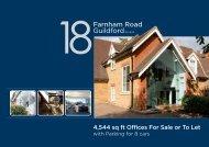 Farnham Road GuildfordGU1 4XA