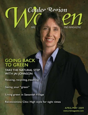 April 1 - Coulee Region Women's Magazine