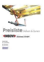 Gurten Katalog & Preise - Kontainer
