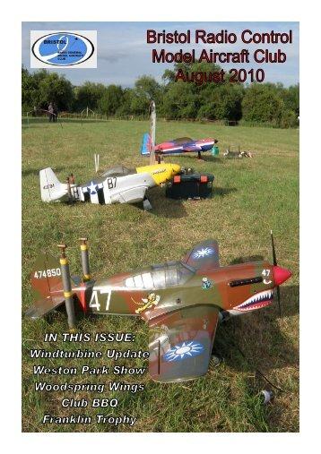 Newsletter August 2010 A5