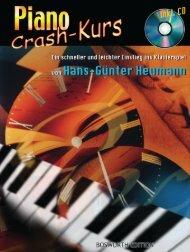 Piano Crash-Kurs - Heumannpiano.de