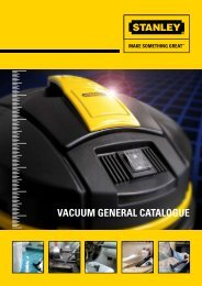 VACUUM GENERAL CATALOGUE