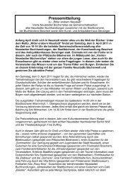 Vollständige Presse-Information als PDF anzeigen - Willkomm ...