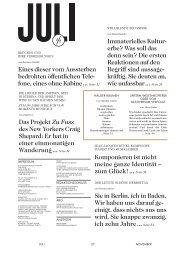 Immaterielles Kultur erbe? - Das Kulturmagazin für den Aargau