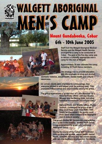 Mens Camp Flyer - WAMS