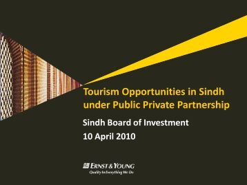 Water Parks - Sindh Board Of Investment, Government Of Sindh