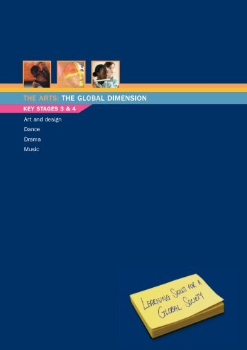 THE ARTS: THE GLOBAL DIMENSION - Support