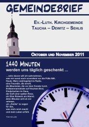 Oktober/November 2011 (832 KB) - St. Moritz Taucha