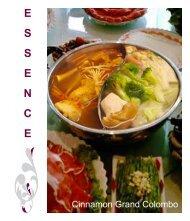 Download Essence September - Cinnamon Hotels & Resorts