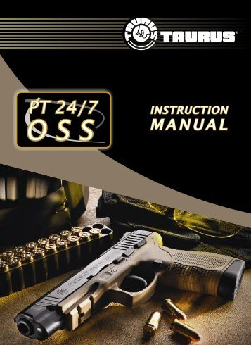 PT 24/7 OSS Manual - Taurus