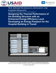 Designing the Thermal Performance of the Building ... - Tkibuli Tea