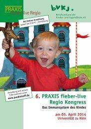 Programm Praxisfieber - BVKJ Kongresse