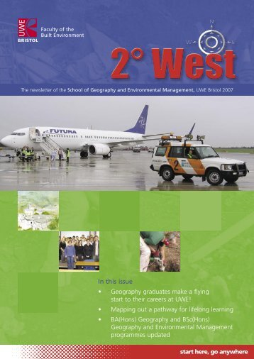 2West 07.indd - University of the West of England