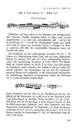 NR. 8 DIS-MOLL II ' BWV 877 Präludium - Hermann Keller