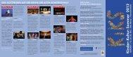 Das Programm zum KiKS-Auftaktwochenende vom 18.-20. Mai 2012
